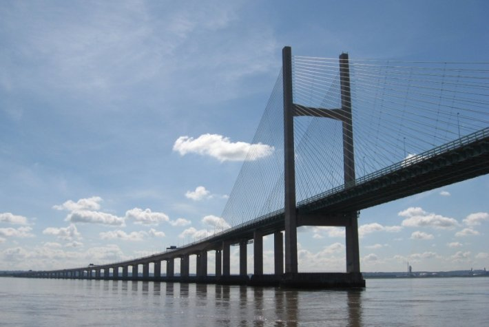 2nd River Severn Crossing